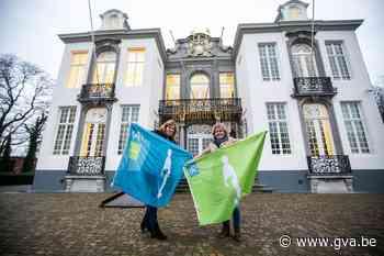 """Hoboken onthult eigen districtskleuren: """"Blauw van de Scheld... (Hoboken) - Gazet van Antwerpen Mobile - Gazet van Antwerpen"""