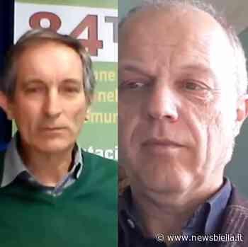 Gaglianico nei giorni del coronavirus, l'intervista live al sindaco Maggia VIDEO - newsbiella.it