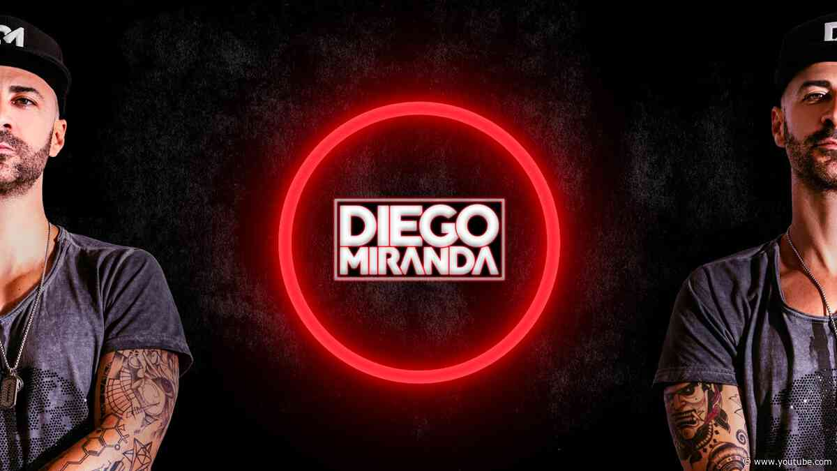 DIEGO MIRANDA LIVE SET FROM HOME ( PRODJ )