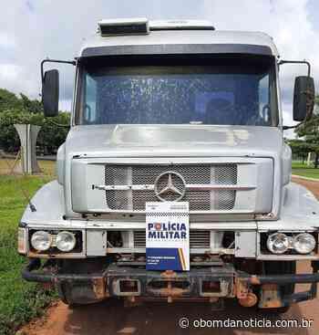 Veículos recuperados em Sapezal, Campo Novo do Parecis e Rondonópolis - O Bom da Notícia