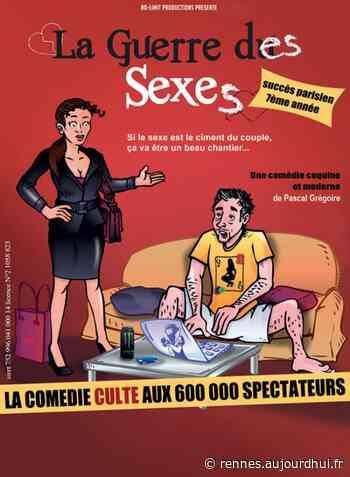 LA GUERRE DES SEXES - Le Zephyr, Chateaugiron, 35410 - Sortir à Rennes - Le Parisien Etudiant
