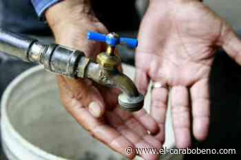 De forma programada se suministrará agua en Guacara hasta el sábado 21 - El Carabobeño