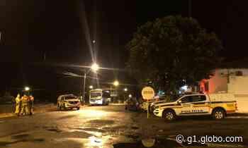 Vereadores de Campina Verde são presos em operação que apura desvio de verbas públicas - G1