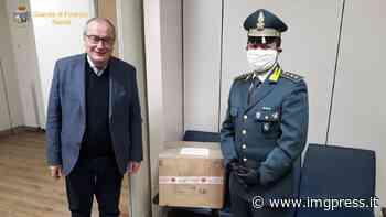 Covid-19: Sequestrata a Giugliano in Campania una parafarmacia - IMGpress