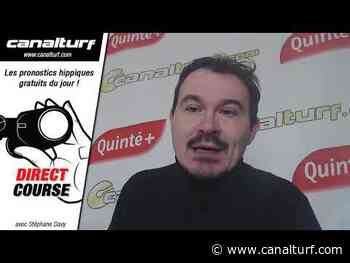 Pronostic vidéo du QUINTE+ PRIX DE CHATEAURENARD du Jeudi 13 février 2020 - Canal Turf