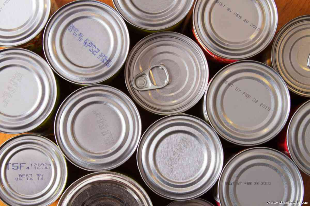 South Porcupine Food Bank open, with a few changes (updated) - TimminsToday
