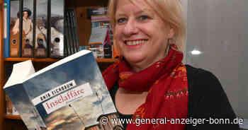 """""""Inselaffäre"""": Neuer Krimi von Autorin Anja Eichbaum aus Alfter - General-Anzeiger"""