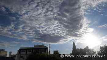 Ciudad paralizada: cómo estará el tiempo este jueves en Mendoza - Los Andes (Mendoza)