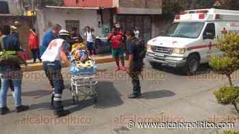 Atropellan a niña, en Ciudad Mendoza; culpan a patrulla de Fuerza Civil - alcalorpolitico