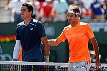 ThrowbackTimes Indian Wells: Roger Federer tops Milos Raonic to join Novak Djokovic.. - Tennis World USA