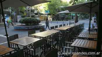 5 La Ciudad casi desierta: así se ven hoy las calles de Mendoza - Los Andes (Mendoza)