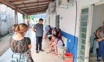 Saúde: Prefeito Lucivaldo Fabrício visita as unidades de saúde de Candeias do Jamari - O Nortão Jornal