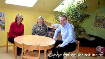 Kinderbetreuung: Karben will eigene Erzieher dual ausbilden | Karben - Wetterauer Zeitung