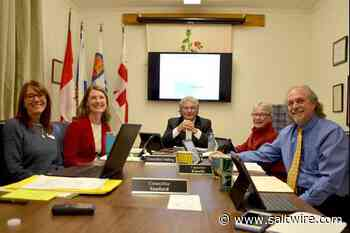Declaring climate war - Annapolis Royal council taking up arms against threat of rising sea levels - SaltWire Network