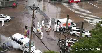 Besserung in Wuhan: Ärztin hofft auf Heimkehr nach Bad Oeynhausen im April - Neue Westfälische