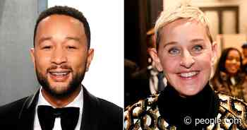 People Now: How Our Fave Celebs Are Keeping Busy at Home, Including John Legend and Ellen DeGeneres - Watch the Full Episode