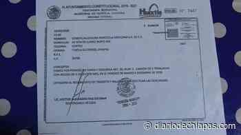 Extorsión a automovilistas, una cotidianidad en Huixtla - Diario de Chiapas
