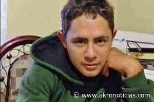 Denuncian ante la FGE desaparición de joven en Nuevo Casas Grandes - Akro Noticias