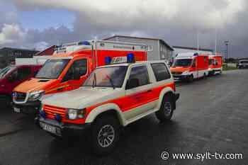 DRK Sylt-Westerland mit Informationen zur aktuellen Lage - Sylt TV