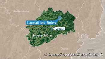 Luxeuil-les-Bains : important incendie au centre-ville - France 3 Régions