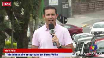 Três idosas são estupradas dentro de casa em Barra Velha - ND - Notícias