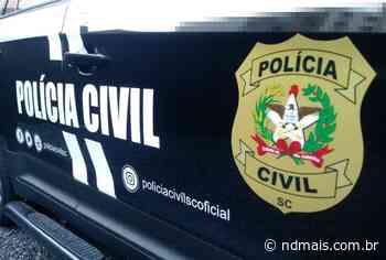Foragido há 10 anos, suspeito por latrocínio é preso em Barra Velha - ND - Notícias