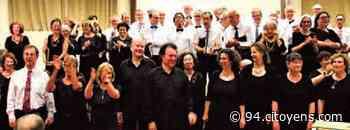 Concert de polyphonies hébraïques à Nogent-sur-Marne - 94 Citoyens