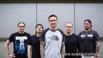 """""""Heaven Shall Burn""""-Gitarrist: Album ist Trost für Absagen - Süddeutsche Zeitung"""