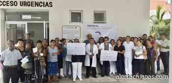 """""""No hay ni agua para curaciones"""", reclaman en Hospital de Pijijiapan. - Alerta Chiapas"""