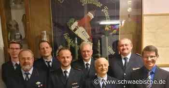 Feuerwehr Hochberg löst sich auf - Schwäbische
