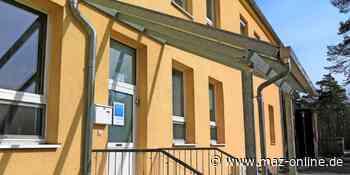Ludwigsfelde - Corona-Diagnostik-Zentrum in Ludwigsfelde nimmt Betrieb auf - Märkische Allgemeine Zeitung
