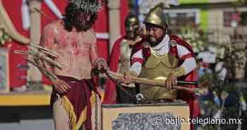 Se pospone Judea en Purísima del Rincon por Covid-19 - Telediario Bajio