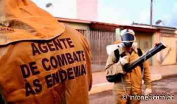 Atalaia, Soledade e Porto Dantas recebem o fumacê costal esta semana - Infonet