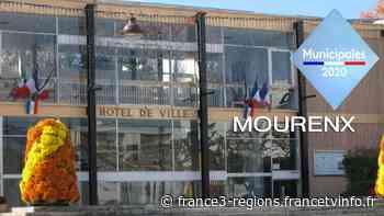 Municipales 2020 à Mourenx dans le Béarn : regardez le débat entre les deux candidats - France 3 Régions