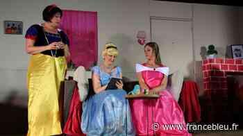 Rencontres de Théâtre Amateur a Hagondange avec France Bleu Lorraine - France Bleu