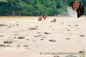 Organismos de socorro encontraron una de las dos personas ahogadas en el Sumapaz - Ecos del Combeima