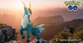 Cobaltium revient dans les raids Pokémon Go, analyse de Lame Sainte, contres et bien plus - Dexerto