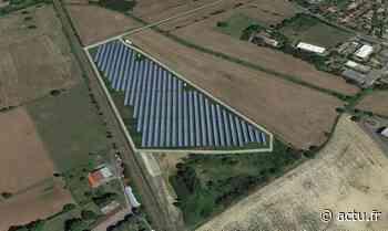 Lauragais. À Escalquens, l'ancien dépôt pétrolier de Total devient une centrale solaire - actu.fr