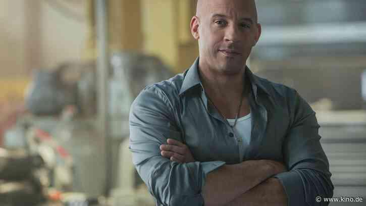 "Nach ""Fast & Furious 9"": So will Vin Diesel sein Versprechen an Paul Walker einlösen - KINO.DE"