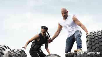 """Vin Diesel: """"Fast & Furious 9"""" kommt erst im nächsten Jahr in die Kinos - news.de"""