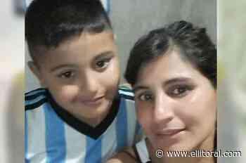 Buscan a una mujer y a su hijo de siete años en Tapiales - El Litoral