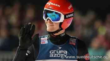 Leyhe und Co. beim Skispringen in Willingen gefordert - Süddeutsche Zeitung