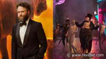 Seth Rogen Got Stoned And Live-Tweeted 'Cats' - Revelist