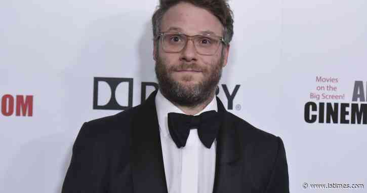 A stoned Seth Rogen live-tweets 'Cats' until he just can't anymore - Los Angeles Times