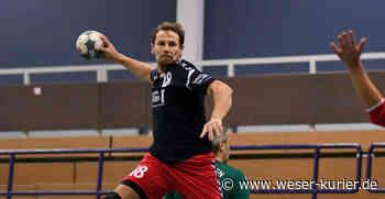 Handball: Sören Blumenthal übernimmt beim TV Oyten ein Traineramt - WESER-KURIER