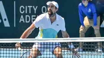 ATP Adelaide highlights: Carreno Busta beats Chardy - Eurosport.com