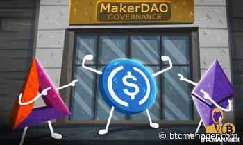 MakerDAO (MKR) Adds USD Coin (USDC) as Collateral Following $4M Bad Debt - BTCMANAGER