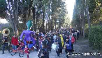 Jacou : monsieur carnaval a été accueilli dignement - Midi Libre