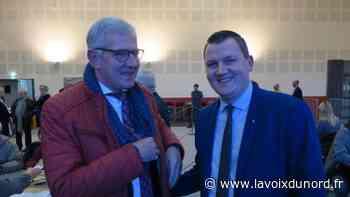À Barlin, le maire Julien Dagbert fait mieux que son père en 2014 - La Voix du Nord