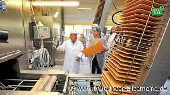 Apoldas Lebensmittelhersteller produzieren unter Volllast | Apolda - Thüringer Allgemeine